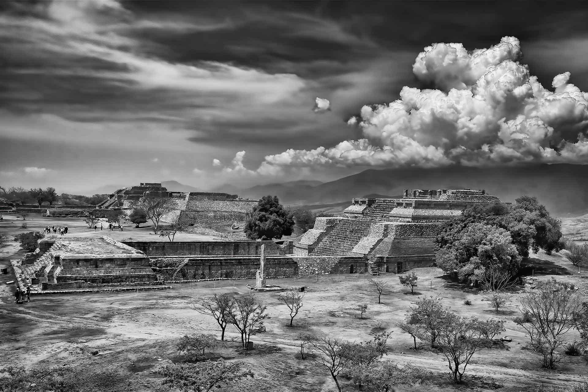 Monte Albon - Oaxaca, MX