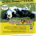 2021 Dogtoberfest flyer