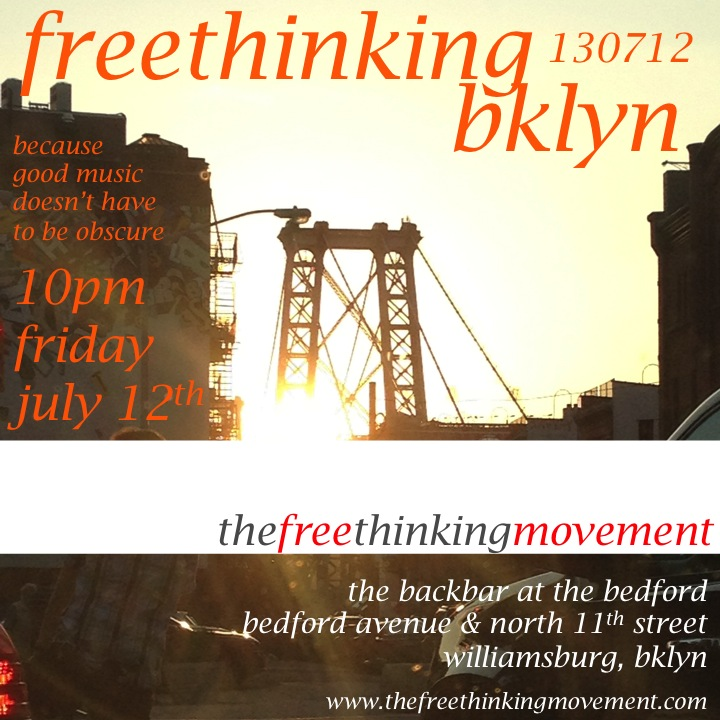 freethinking bklyn 130712