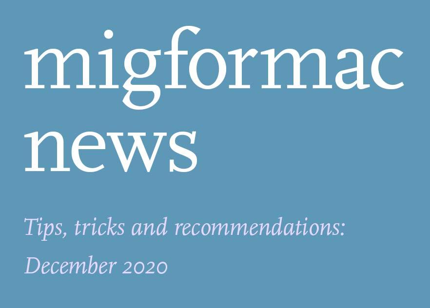 Newsletter header Dec 2020