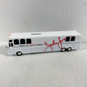 1997 John Force Prevost Bus Bank 1/64 Scale Diecast