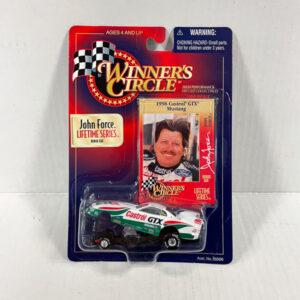 1998 John Force Castrol GTX 1/64 Scale Diecast- Retail Packaging