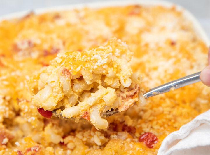 Macaroni Bake