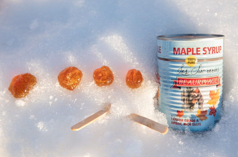 Carnival d'hiver Maple Toffee