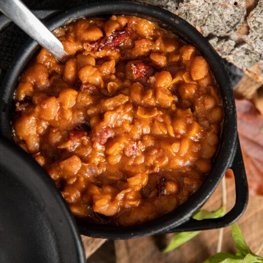 Molasses Beans