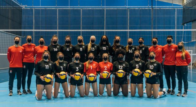 Isabella Tehrani Added to Volleyball Canada NEP