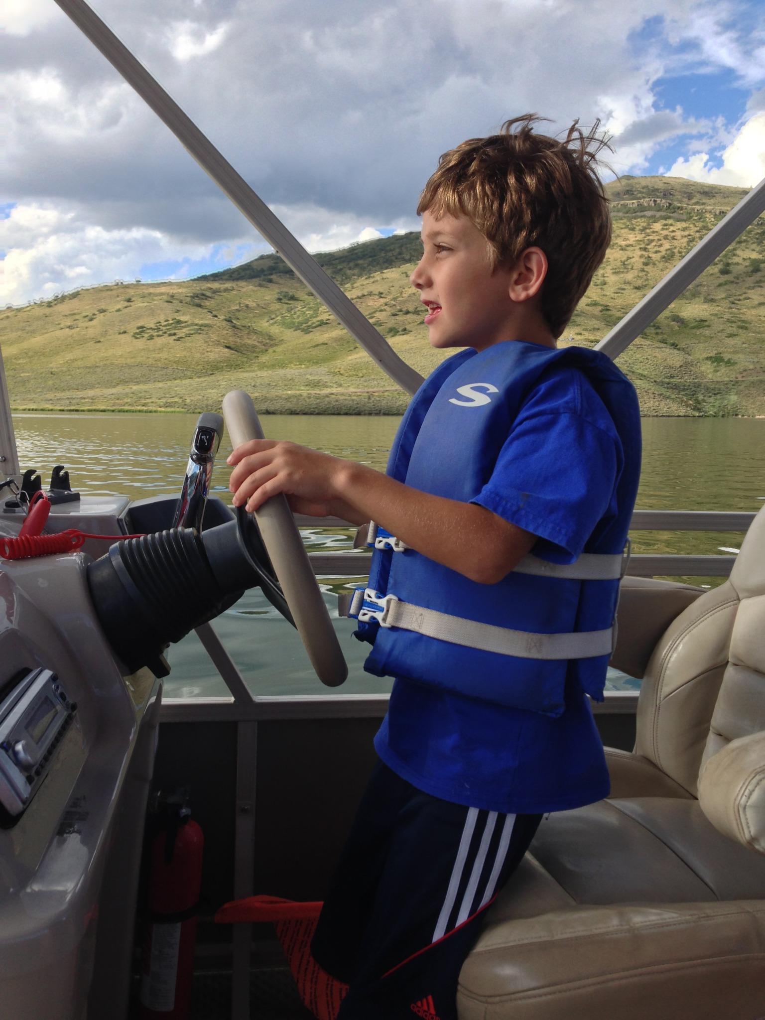 Our future Captain