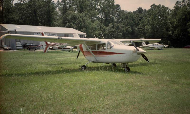 Chris Sendi- My old Cessna Skymaster