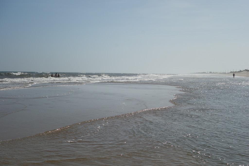 Low tide in Frisco