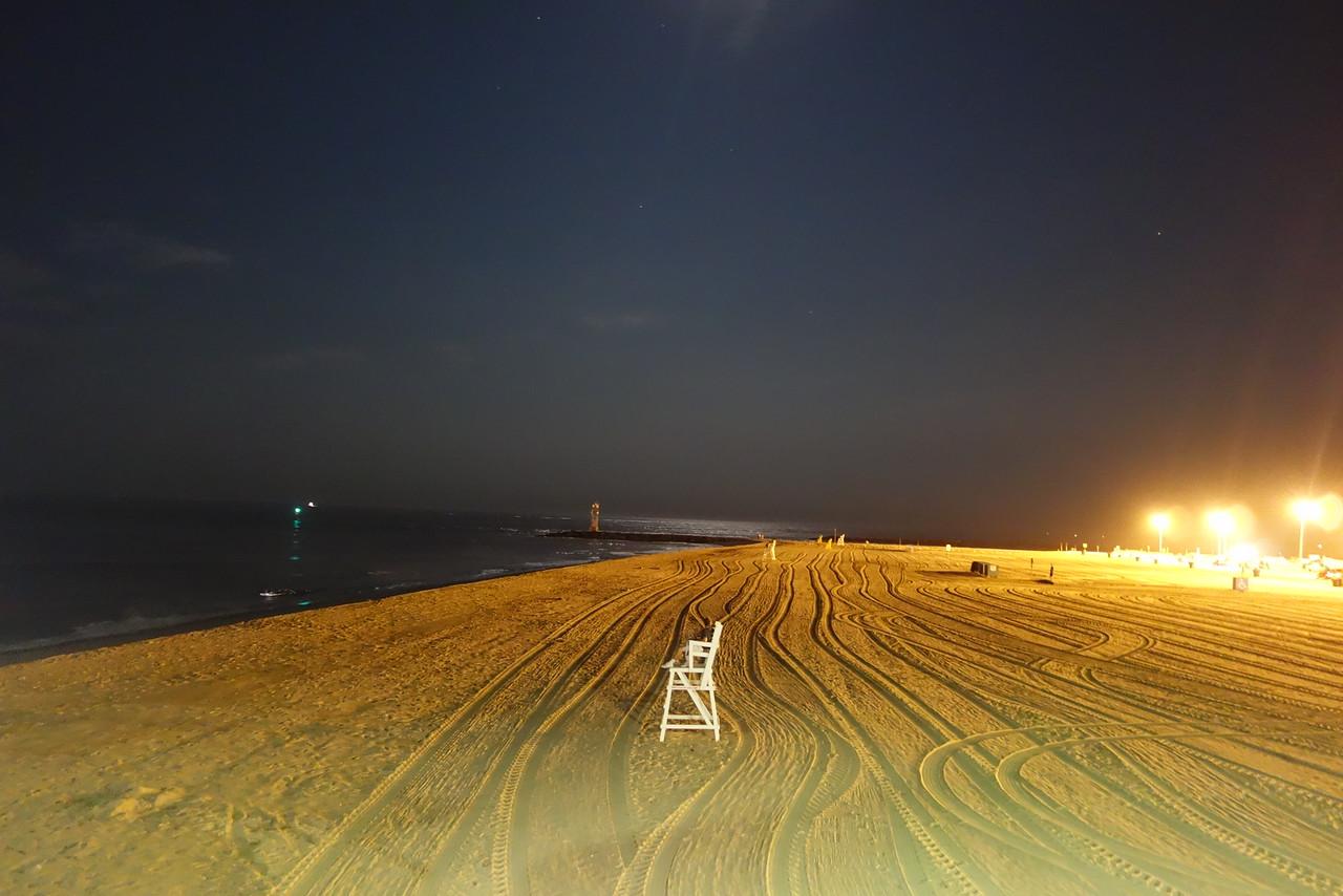 Night at Ocean City