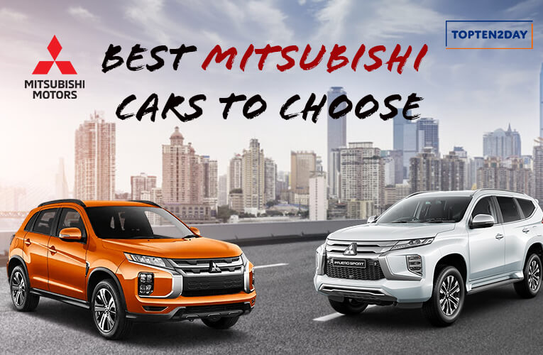 Best MitsubishiCars to Choose