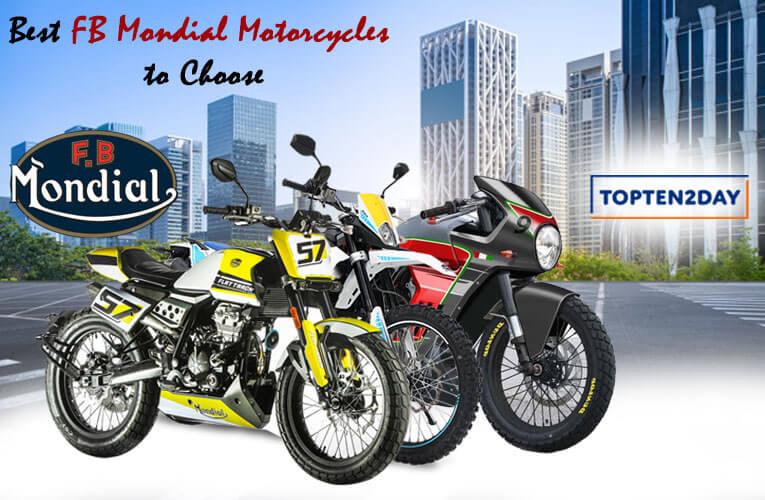 Best FB Mondial Motorcycles  Choose
