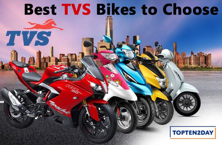 Best TVS Bikes to Choose