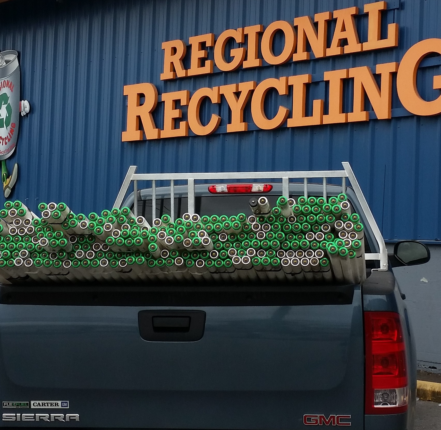 Fitterer Electric Recycles