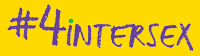 4intersex Logo