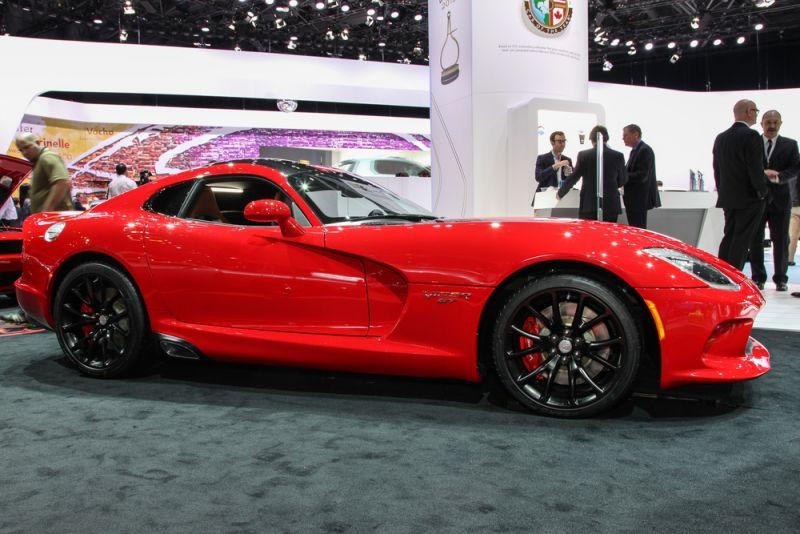 Dodge Viper GT ($95,895)