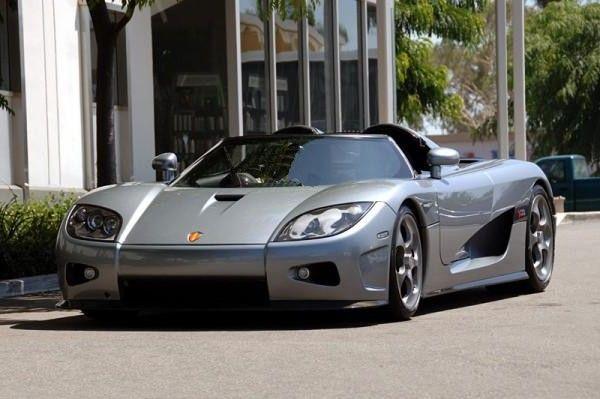 Koenigsegg CCXR Trevita $4.8 Million