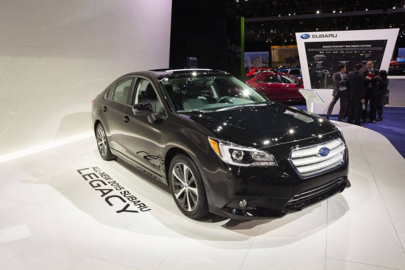 Subaru Legacy $21,700