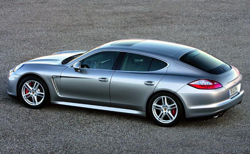Porsche Panamera (2010 - Present)