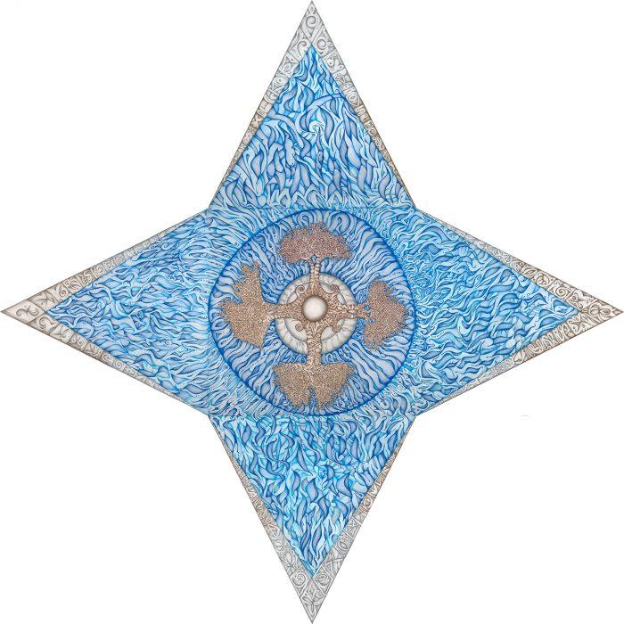 blue star composite