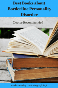 Best books about Borderline Personality Disorder