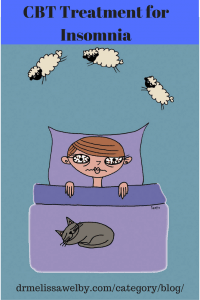 """Do your worries keep you awake at night? Restorative sleep is often sabotaged by anxiety. If you are a """"sleep worrier"""" you may benefit from cognitive behavioral therapy for insomnia. In this post, you will find great online CBT for insomnia programs and apps for sleep including programs to learn meditation for sleep."""