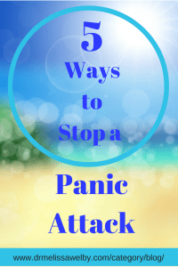 Panic attacks can be terrifying and life-altering if they are not controlled! Are you wondering how to stop a panic attack? Learn what to do during a panic attack so and how to control panic attacks instead of panic controlling you.