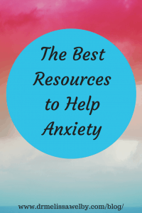 Address anxiety and learn how to manage symptoms. Explanations and links provided for excellent self-help resources for children and adults, including some of the best anxiety books, websites and apps available.