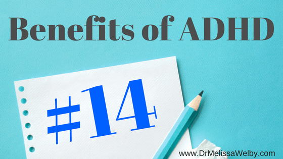 The benefits of ADHD exist. Many people with ADHD flourish despite challenges. There are positive traits of ADHD. Enhance them with these 14 ADHD benefits!