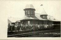 Historic Great Western Railway Station, 53 Ontario Street, Grimsby Ontario