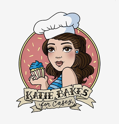 Katie Bakes for Casey