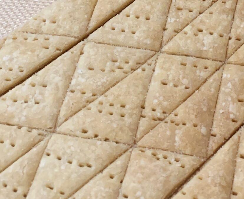 Gluten Free Vegan Best Ever Crackers