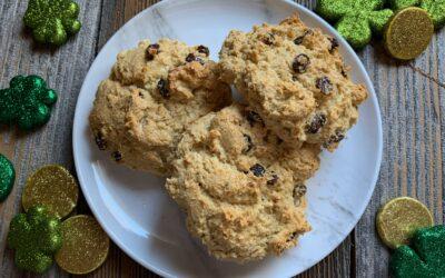 Gluten Free Vegan Irish Soda Bread