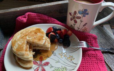 Allergy Friendly Pancakes