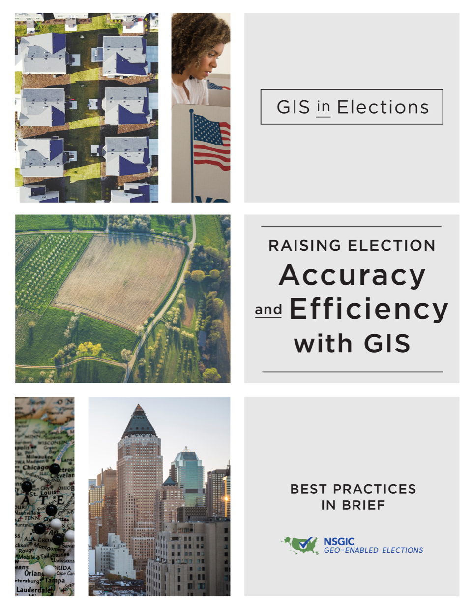 GIS In Elections graphic