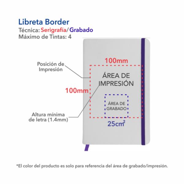 Libreta Border