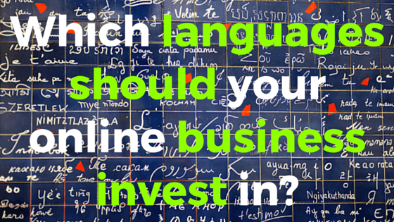 Blog - Which languages-