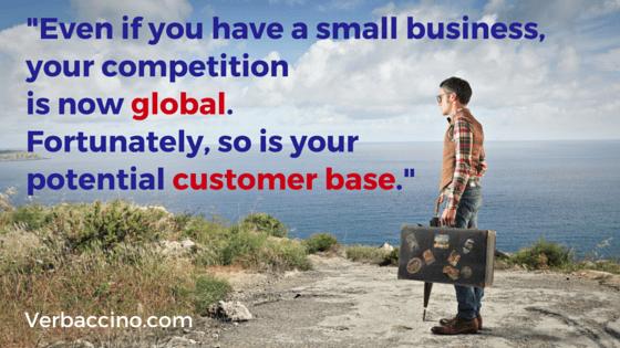 Blog - Global customer base