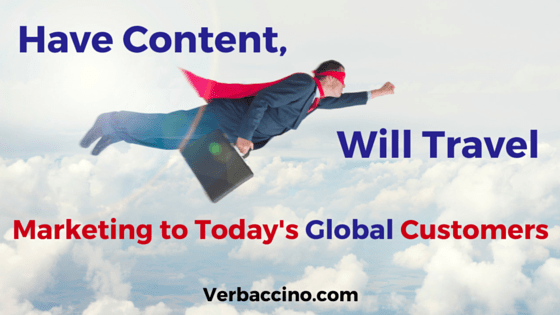 Blog - Have Content, Will Travel
