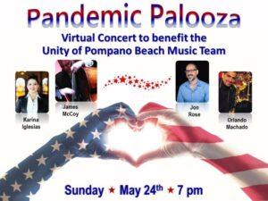 """""""Pandemic Palooza"""" - Musicians' Fundraiser"""