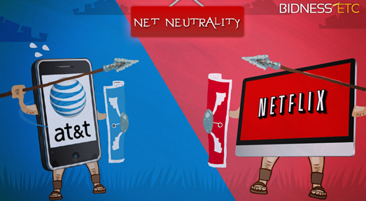 """After the Repeal of """"Net Neutrality"""" AT&T Can Destroy Netflix, But Will It?"""