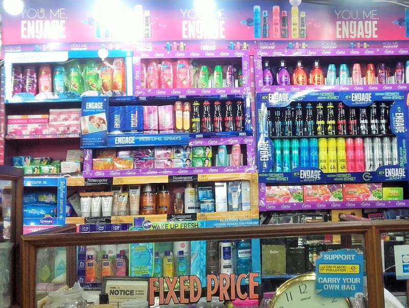Product Merchandising