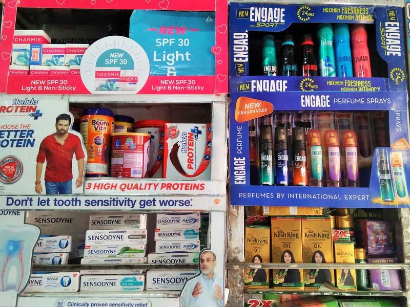Product Merchandising Service