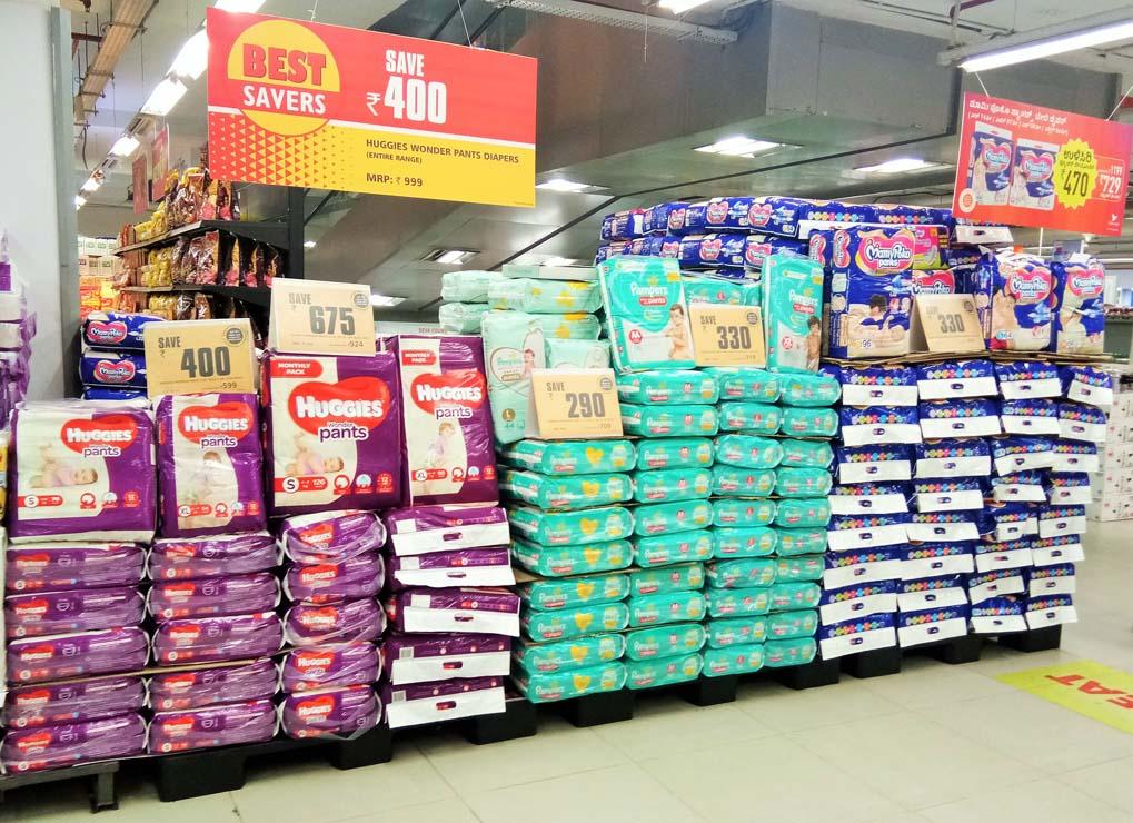 Merchandising Solutions In India