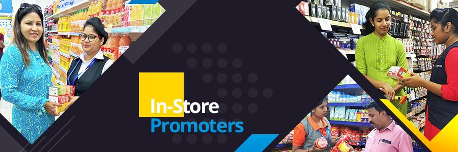 In store promotors : PPMS