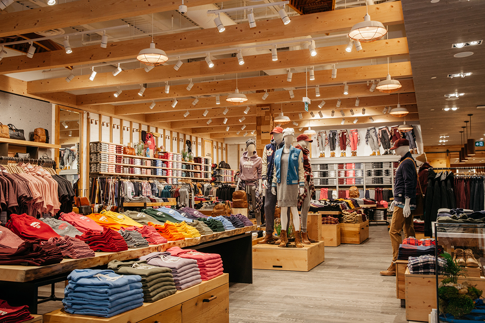 Product Display Strategy for Retail Stores