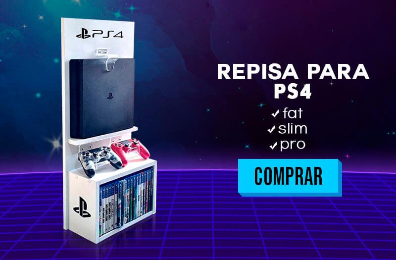 Banner Repisa PS4