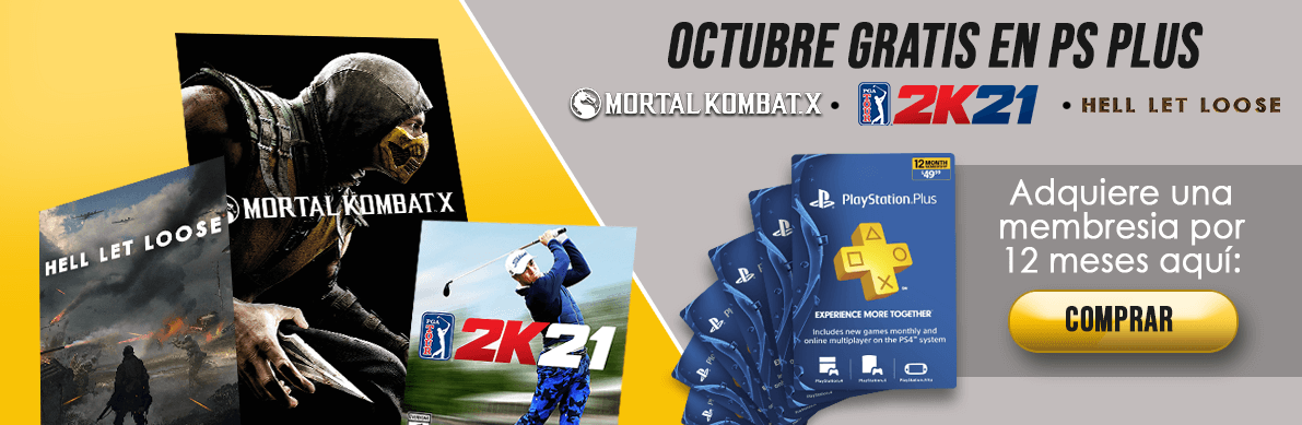 Banner PS Plus