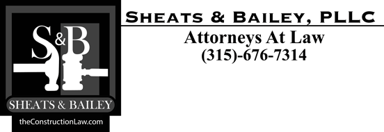 Sheats & Bailey PLLC Attorneys Dedicated to serving the construction industry