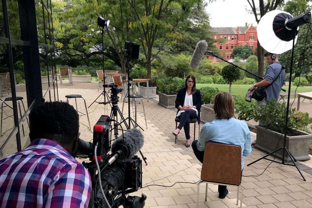 Digital Node Industry Leaders TV interview